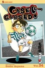 Aoyama, Gosho Case Closed 34