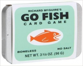 Chronicle Richard Mcguire`s Go Fish Card Game