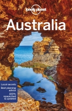 Brett Lonely Planet  Holden  Trent  Bain  Andrew  Atkinson, Lonely Planet Australia