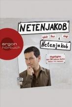 Netenjakob, Moritz Netenjakob liest, spielt und singt Netenjakob