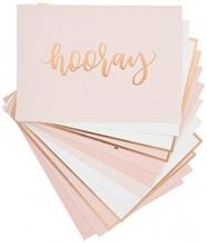 Cappell, Tanja Hooray - 12 Handlettering Postkarten: Tanja