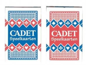 , Speelkaarten set cadet