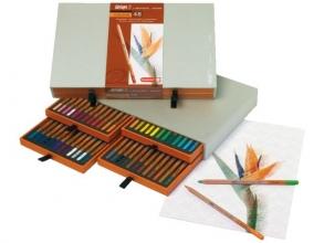 , Kleurpotloden Bruynzeel Colour box 48stuks assorti