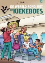 Merho , De wereld rond met Kiekeboe
