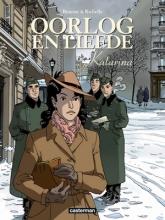 Richelle,,Philippe/ Beuriot,,Jean-michel Oorlog en Liefde Hc04
