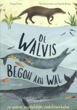 Dougal Dixon , De walvis begon aan wal