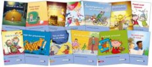 , Pakket leesboeken kim-versie kern 11 (13 titels)