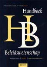 , Handboek beleidswetenschap