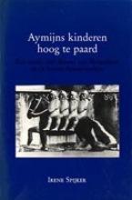 Spyker Aymyns kinderen hoog te paard