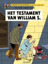 Yves Sente , Het testament van William S.