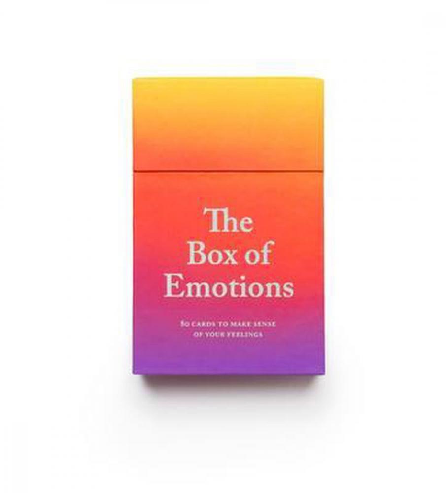 Tiffany Wat Smith,The Box of Emotions