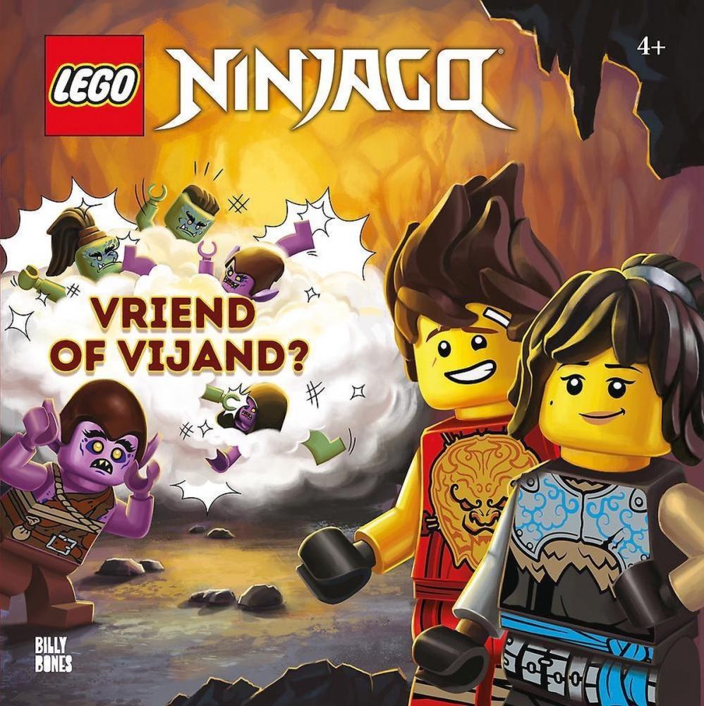 ,Ninjago - Vriend of vijand?