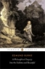 Edmund Burke, A Philosophical Enquiry into the Sublime and Beautiful