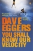 <b>Dave Eggers</b>,You Shall Know Our Velocity