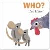 Lionni, Leo, Who?