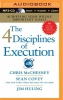 Mcchesney, Chris,   Covey, Sean, The 4 Disciplines of Execution