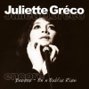 juliette Greco, Cd greco encore - on n`oublie rien