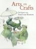 Emil van Slooten, Art en Crafts