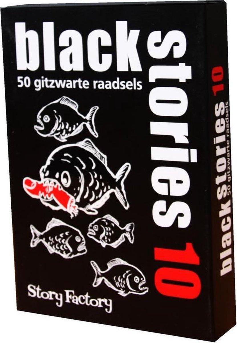 Stf-bs10,Black stories 10
