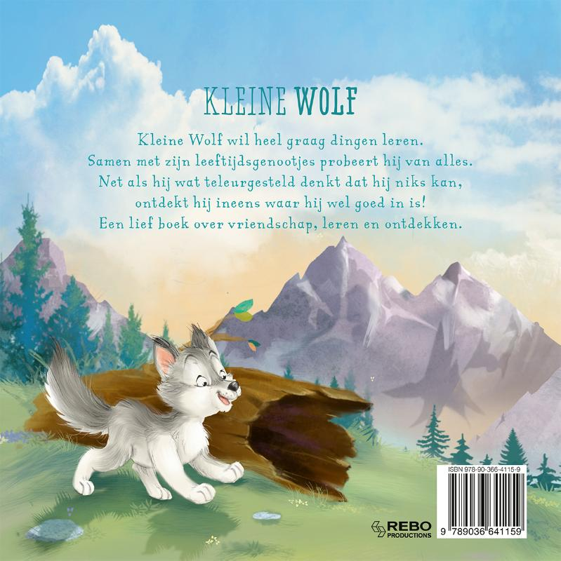 Linda Beukers, Pierre Carrière,Kleine wolf