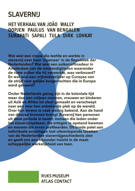 Eveline Sint Nicolaas, Valika Smeulders, e.a.,Slavernij