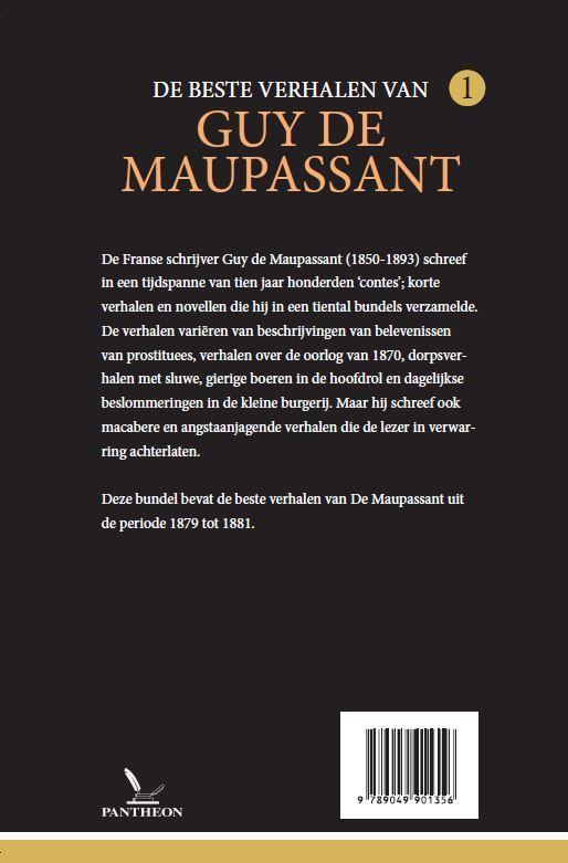 Guy de Maupassant,De beste verhalen van Guy de Maupassant 1