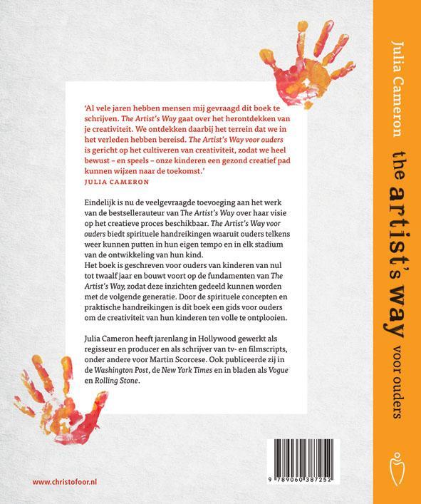 Julia Cameron, Emma Lively,The artist`s way voor ouders