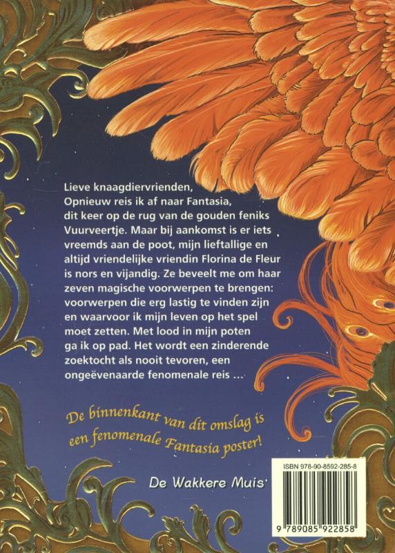 Geronimo  Stilton,Fantasia IX