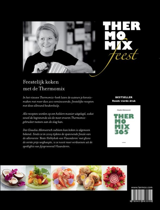 Claudia Allemeersch,Thermomix Feest