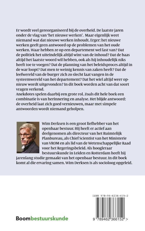 Wim Derksen,Haagse Oersoep