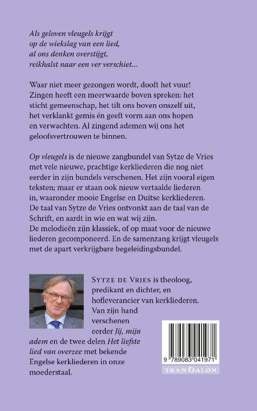 Sytze de Vries,Van liefde gesproken + Op vleugels