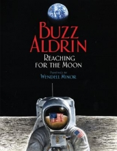 Aldrin, Buzz Reaching for the Moon