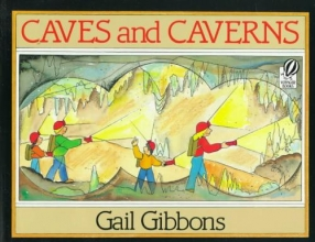 Gibbons, Gail Caves and Caverns