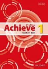 Achieve 2nd Edition 1: Teacher`s Book