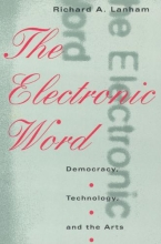 Lanham, The Electronic Word (Paper)