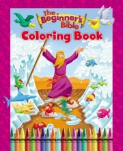 The Beginner`s Bible Coloring Book
