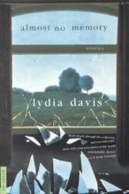 Davis, Lydia Almost No Memory