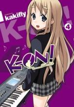 Kakifly K-on! 4