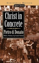 Di Donato, Pietro Christ in Concrete