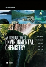 Andrews, Julian E. An Introduction to Environmental Chemistry