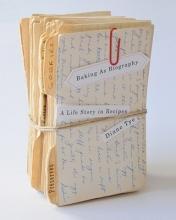 Tye, Diane Baking as Biography