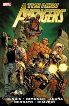 Bendis, Brian Michael New Avengers 2