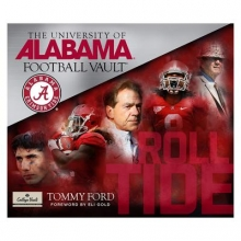 Ford, Tommy University of Alabama Football Vault Book
