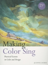 Jeanne Dobie Making Color Sing, 25th Anniversary Edition