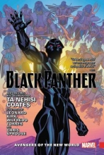 Ta-Nehisi Coates Black Panther Vol. 2: Avengers Of The New World
