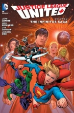 Lemire, Jeff Justice League United, Volume 2