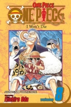 Oda, Eiichiro One Piece 8