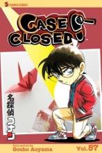 Aoyama, Gosho Case Closed 57