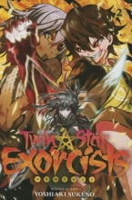 Sukeno, Yoshiaki Twin Star Exorcists, Vol. 2