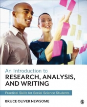 Bruce Oliver Newsome An Introduction to Research, Analysis, and Writing